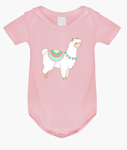 Vêtements enfant alpaga kawaii
