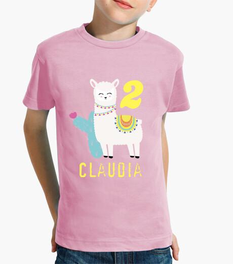 Vêtements enfant Alpaga personnalisable Anniversaire