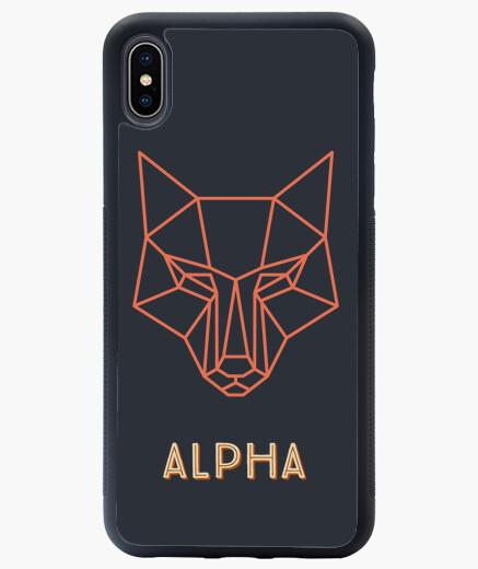 Funda iPhone XS Max Alpha