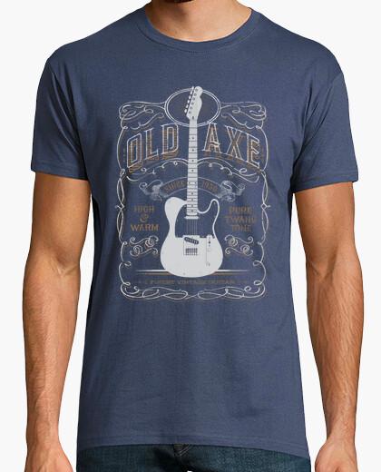 T-Shirt alte axt tele
