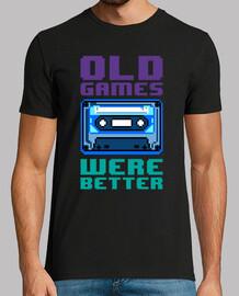alte games waren besser (kassette)