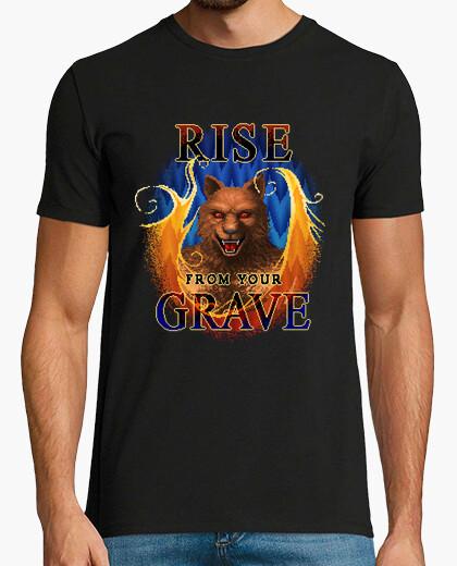 Camiseta alteraciones de bestias