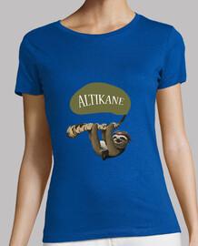Altikane youtube - Camiseta mujer