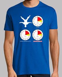 Altimètres  tee shirt  mod.1
