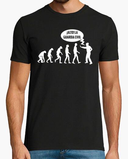 Camiseta ¡Alto! La Guardia Civil