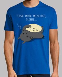 altri cinque minuti