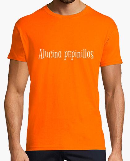 Camiseta Alucino pepinillos