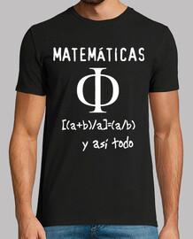 Alumno matemáticas UM