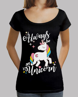 Always be an Unicorn