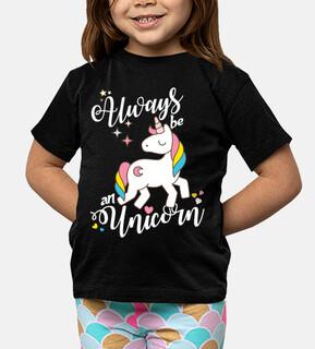 always essere un unicorno