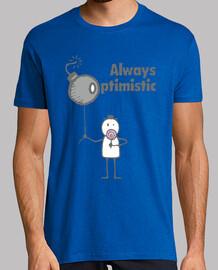 Always optimistic