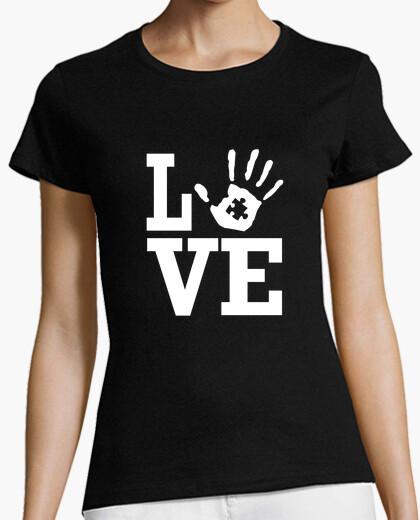 T-shirt ama l'autismo