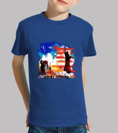 amanecer americano