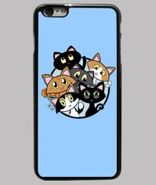 amant de chat iphone 6 plus