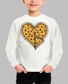 amante de la pizza
