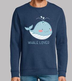 amante de las ballenas