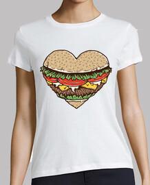 amante de las hamburguesas