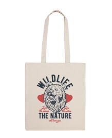 amante della borsa orsi animali natura