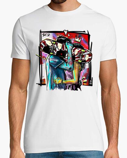Camiseta amante sk8