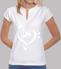 Amantes de la música (en blanco)