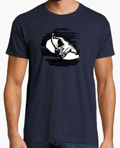 Camiseta amar a la escalada 3
