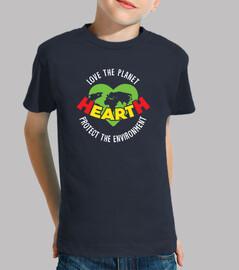 amar el planeta proteger el medio ambiente