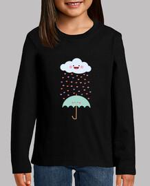 amar la lluvia