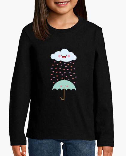 Ropa infantil amar la lluvia