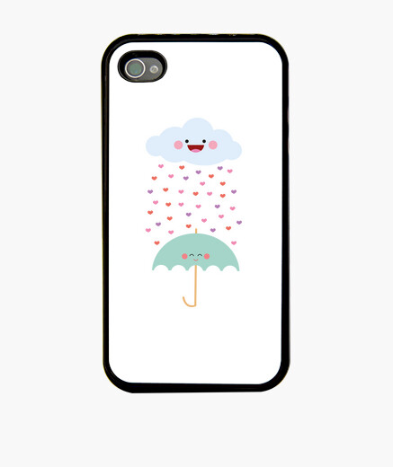 Funda iphone amar la lluvia n 891779 fundas iphone latostadora - Personalizar funda iphone ...