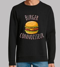 amateur de burger