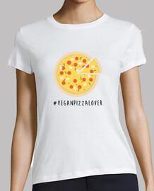 amateur de pizza végétalien