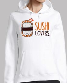 amateurs de sushi