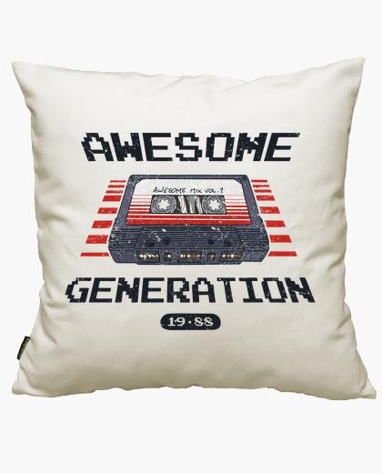 Amazing generation cushion cover