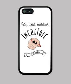amazing mother iphone 5