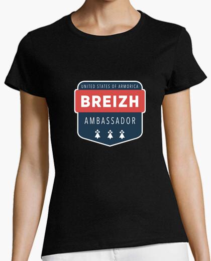 Tee-shirt Ambassador