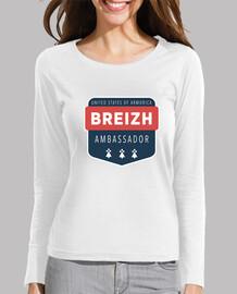 ambassador - woman long sleeve