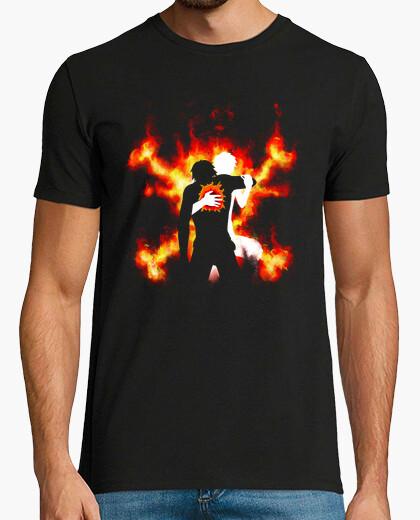 Tee-shirt âme brûlante