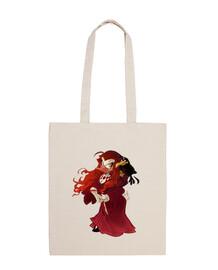 Amelisandre, la strega in rosso