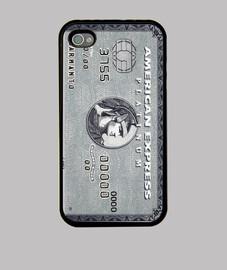 American Express Platinum (exclusiva iPhone 4)