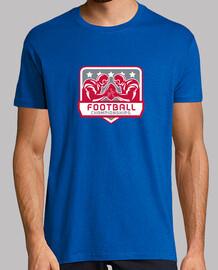 American Football Championship Crest Ret