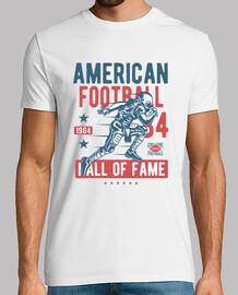 american football vintage 1984 t shirt