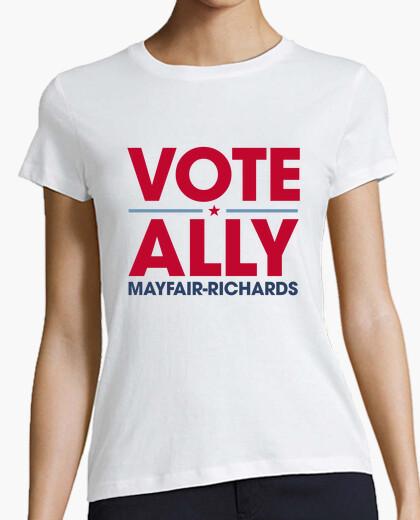 Camiseta American Horror Story - Vote Ally