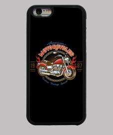 American motorcycles 1987 color