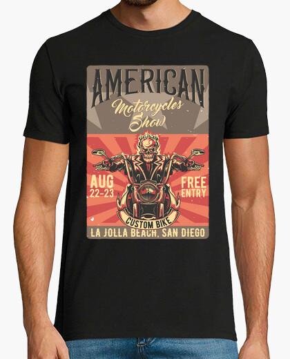 Camiseta American Motorcycles Show