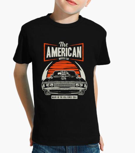 Ropa infantil American Muscle Car
