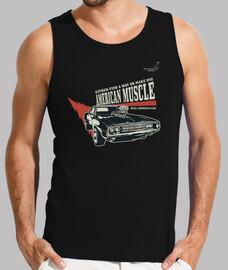 American muscle dark