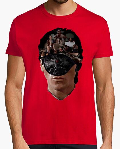 T-shirt American Psycho monologue