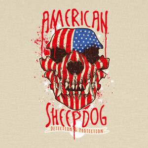 American Sheepdog T-shirts