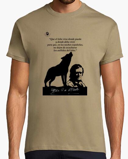 Tee-shirt ami félix rodríguez de la fuente