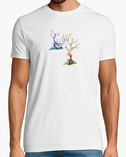 Camiseta Amigonstruo, by Jere